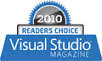 Visual Studio Magaziner Reader's Choice Award