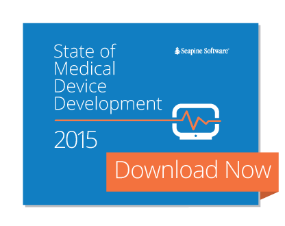 2015 State of Medical Device Development Report
