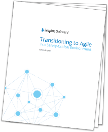 Transitioning to Agile in a Safety-Critical Environment