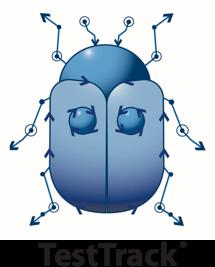 TestTrack logo, 2001